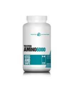 Tested Nutrition  - Amino 6000 - 210 caps