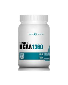 Tested Nutrition - Tested BCAA 1360 - 240 caps