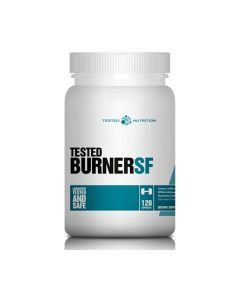 Tested Nutrition - Burner SF - 120 caps.