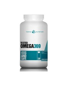 Tested Nutrition - Omega 3-6-9 - 180 caps