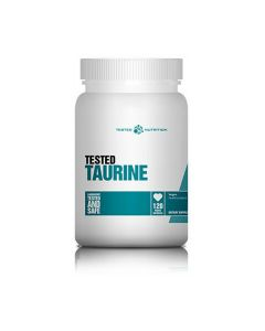 Tested Nutrition - Taurine - 120 caps