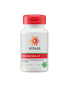 Vitals - Resveratrol-VT - 60 capsules
