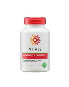 Vitals - Vitamin B Complex Active - 100 capsules
