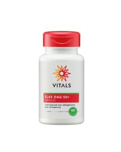 Vitals - Every Day 50+ - 60 Capsules