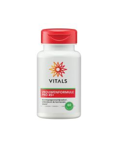 Vitals - Women's Formula Pro 45+ - 60 tablets