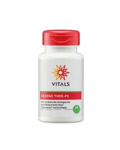 Vitals - Green Tea-PS - 60 capsules