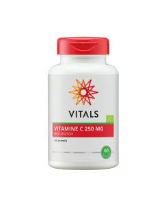Vitals - Vitamin C Bio - 60 Capsules (250mg)