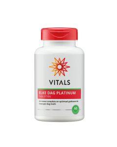 Vitals - Everyday Platinum - 60 Tablets