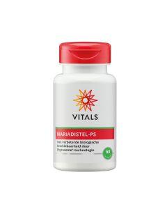 Vitals - Milk Thistle-PS - 60 Capsules