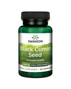 Swanson - Black Cumin - 60 capsules (400mg)