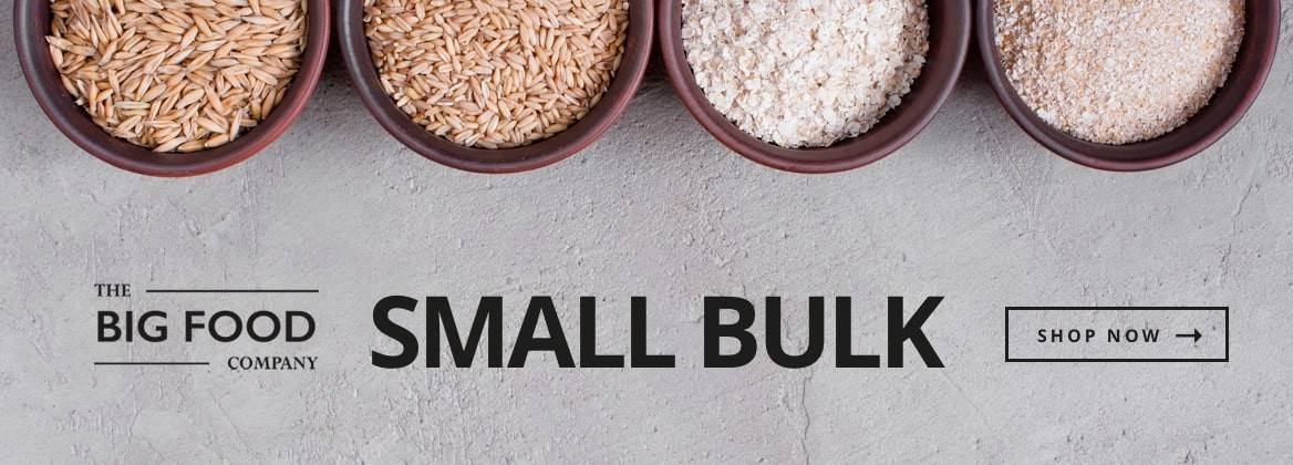 big food small bulk