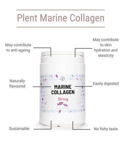 benefits plent marine collagen