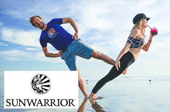 Sunwarrior Warrior Protein Blend